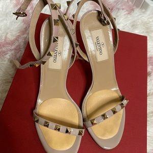 Valentino open toe.